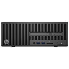 HP 280 G2 SFF (X9E01EA) - G4400/ 4GB/ 500GB/ Intel HD 510/ DVDRW/ FreeDOS