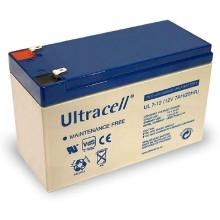 Ultracell baterija 12V, 7Ah (UL7-12)