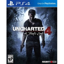 Video igra PS4 Uncharted 4