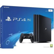 Konzola Playstation 4 1TB Pro, Gamma Chassis Crna
