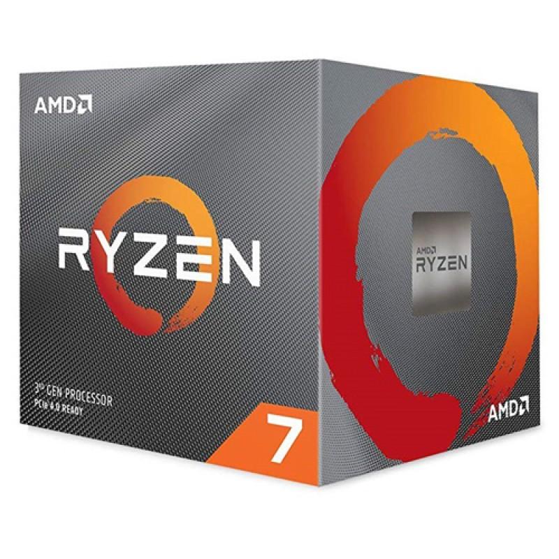 AMD AM4 Ryzen 7 3700X, 3.6GHz BOX