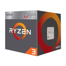 AMD Ryzen 3 2200G 3.5 GHz (3.7 GHz) AMD® AM4