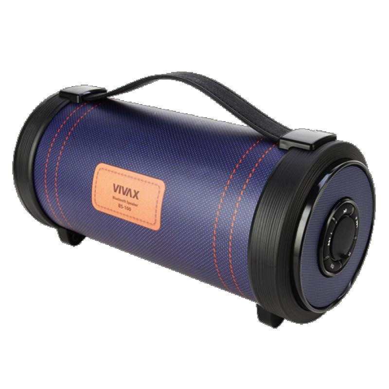 VIVAX Bluetooth zvučnik BS-100 (Plava)