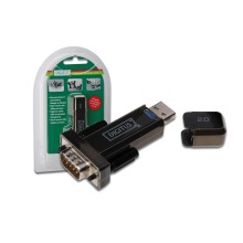 Digitus USB2.0 to Serial Adapter (RS232), Cable 0,8m DA-70156