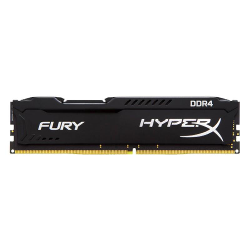 KINGSTON HyperX Fury Black 16GB DDR4 3200MHz CL16
