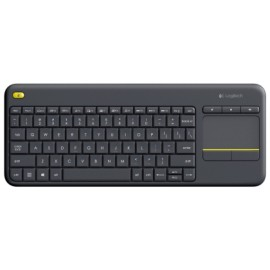 Logitech K400 Plus touchpad wireless